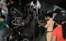 Công an lật mặt hai gã đàn ông ở ngã tư Bà Hom, quận 6