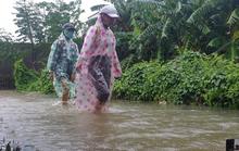 Đà Nẵng: Học sinh tiếp tục  được nghỉ học ngày 9-10 để tránh mưa lũ