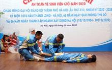 Hà Nội: Nâng cao chất lượng đội ngũ an toàn vệ sinh viên