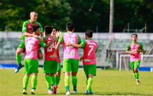 Thoát thua phút cuối, CLB Đồng Tháp vẫn xếp cuối bảng xếp hạng