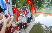 Kỷ niệm 1.010 năm Thăng Long - Hà Nội (1010-2020): Hoàn Kiếm xanh càng thêm tươi đẹp