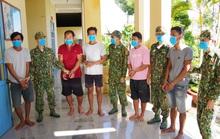 2 người Việt câu kết 3 người Campuchia làm bậy ở khu vực cửa khẩu