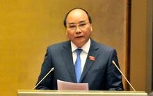 Thủ tướng trả lời chất vấn về văn hoá từ chức của cán bộ, công chức