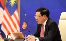 Việt Nam cam kết cùng ASEAN, Trung Quốc sớm đạt được Quy tắc ứng xử ở Biển Đông