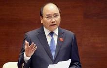 Thủ tướng trả lời chất vấn trước Quốc hội