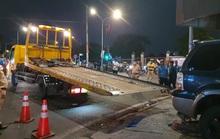 Xác định nguyên nhân xe 7 chỗ tông hàng loạt xe máy ở Gò Vấp