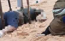 Phát hiện thi thể người đàn ông trôi dạt vào bờ biển Sông Cầu
