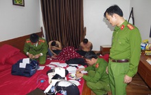 39 thanh niên nam, nữ thác loạn trong khách sạn