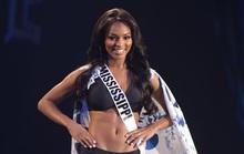Vẻ đẹp của nữ sinh viên báo chí đăng quang Hoa hậu Mỹ