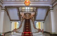 Kiến trúc độc đáo bên trong trụ sở UBND TP HCM