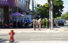Kẻ tẩm xăng cướp ngân hàng ở Bình Tân khai gì về hành vi liều mạng?