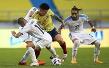 Cavani và Suarez ghi bàn, Uruguay thắng sốc Colombia vòng loại World Cup