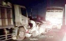 """Ôtô tông liên hoàn """"dính chùm"""", kẹt xe 10 km trên cao tốc TP HCM - Trung Lương"""