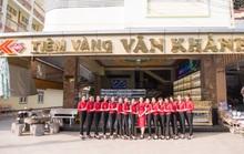 Tiệm vàng Vân Khánh, chất lượng, uy tín là tiêu chí hàng đầu trong kinh doanh