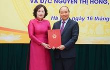 Thủ tướng giao 5 nhiệm vụ quan trọng cho nữ Thống đốc Ngân hàng Nhà nước đầu tiên