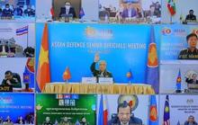 Thượng tướng Nguyễn Chí Vịnh chủ trì hội nghị Quan chức quốc phòng cấp cao ASEAN