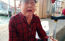 CLIP: Mẹ già bệnh tật chống gậy ra Phú Quốc tìm con gái