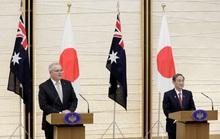 Úc - Nhật tăng cường quan hệ quốc phòng vì chung mối lo Trung Quốc