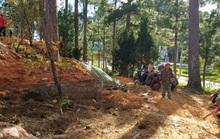 Vụ lấn chiếm hơn 1.000 m2 đất vàng ở trung tâm Đà Lạt: Chờ chủ đầu tư tháo dỡ!