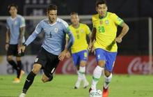 Cavani lãnh thẻ đỏ, Uruguay thua thảm Brazil