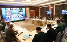 Thượng tướng Nguyễn Chí Vịnh chủ trì hội nghị quốc phòng với sự tham dự của Mỹ, Trung Quốc