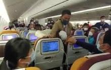 Hành khách đốt lửa trên máy bay, chuyến bay từ Hà Nội đi TP HCM dừng cất cánh khẩn cấp