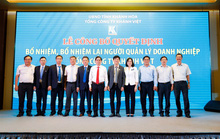 Khatoco công bố quyết định bổ nhiệm, bổ nhiệm lại người quản lý doanh nghiệp