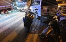 Người chạy xe 7 chỗ tông hàng loạt xe máy ở Thủ Đức là ai?