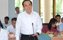 Huyện Củ Chi kiến nghị TP HCM xây dựng cảng sông