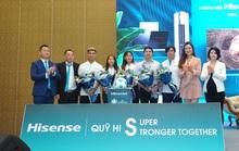 Hisense chính thức có mặt tại Việt Nam