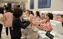 Hãng thời trang Nhật tung khuyến mãi đặc biệt