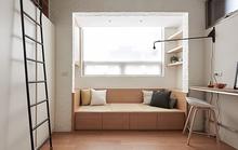 Căn hộ 22 m2 đầy đủ tiện nghi của cô gái độc thân