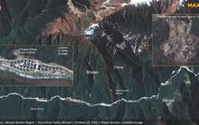 Ảnh vệ tinh: Trung Quốc xây làng trên đất Bhutan?