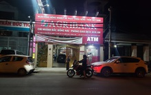 Truy bắt kẻ bịt mặt, cầm hung khí xông vào ngân hàng ở Đồng Nai hô to lựu đạn đây