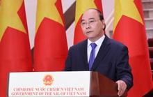 Thủ tướng Nguyễn Xuân Phúc chúc mừng Hội chợ Trung Quốc - ASEAN