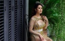 Diễn viên Thanh Thúy khoe vẻ đẹp  gợi cảm