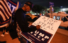 Bầu cử Mỹ: Phe Tổng thống Donald Trump nhận tin vui