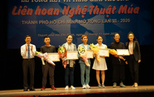 Liên hoan Múa TP HCM lần 6: Dấu ấn của biên đạo trẻ