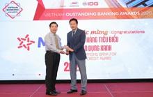 MB được vinh danh Ngân hàng tiêu biểu về tín dụng xanh và Ngân hàng đồng hành cùng doanh nghiệp SME