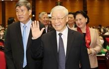 Chùm ảnh: Tổng Bí thư, Chủ tịch nước chỉ đạo hội nghị kiểm tra, giám sát của Đảng