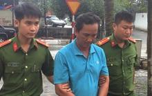 Bắt giam tài xế ben húc xe CSGT ở Đồng Nai