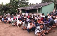 Cảnh sát hình sự Tiền Giang nổ súng khống chế 69 người