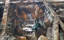 Phát hiện quả bom nặng 350 kg trên phố Cửa Bắc