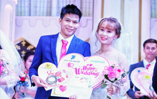 Thái Nguyên: Tổ chức đám cưới tập thể cho công nhân