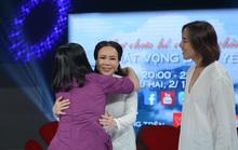 Việt Hương bật khóc chứng kiến cuộc đoàn tụ sau 45 năm thất lạc
