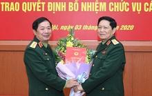 2 tân Thứ trưởng Bộ Quốc phòng nhận quyết định bổ nhiệm