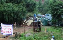 Miền Trung lại mưa lớn, nhiều người mất tích