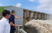 Hai thủy điện lớn ở Phú Yên đang nâng mức xả lũ