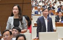 Đại biểu Quốc hội tranh luận chuyển cơ quan điều tra về sai sót sách giáo khoa lớp 1