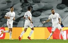 Rượt đuổi tỉ số ở đại chiến Champions League, Real Madrid chật vật hạ Inter Milan